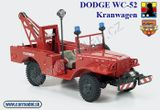 DODGE WC-52 Kranwagen