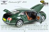 Bentley Continental GT 2016 LHD