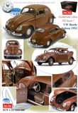 VW Beetle Saloon 1953