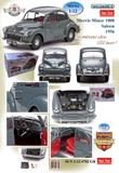 MORRIS MINOR 1000 Saloon 1956