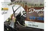 FORD Model T Delivery Truck Ice Cream