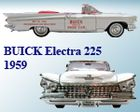 BUICK Electra 225 Pace Car 1959