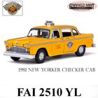 CHECKER CAB NEW YORKER 1981