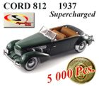 Cord 812 Supercharged 1937