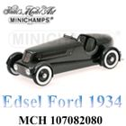 FORD EDSEL M.40 Special Roadster 1934