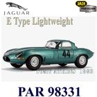 Jaguar E Type Lightweight  1963  Tomy Atkins