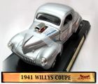 Willys Coupe Supercharged Nr.27 1941