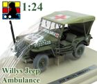 Willys Jeep Ambulance